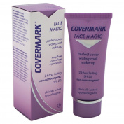 Covermark Women's # 3 SPF 20 Face Magic Waterproof Make-Up, 30ml