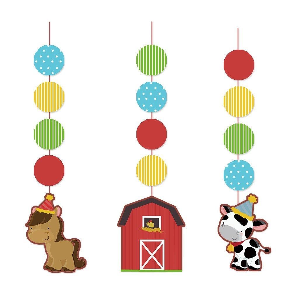 Baby Boy Shower Decorations Birthday For Boys Farm
