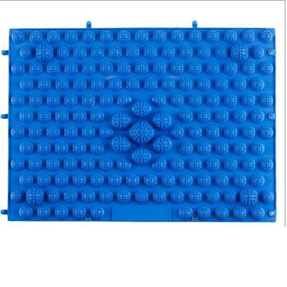 cover plate blue pad pebble toe yoga p mat massage shiatsu foot s of mats pressure picture