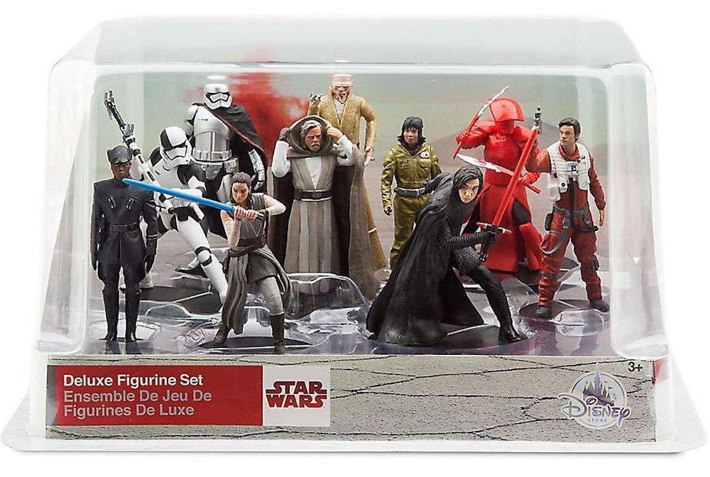 Disney Star Wars Star Wars: The Last Jedi Deluxe Figure Play