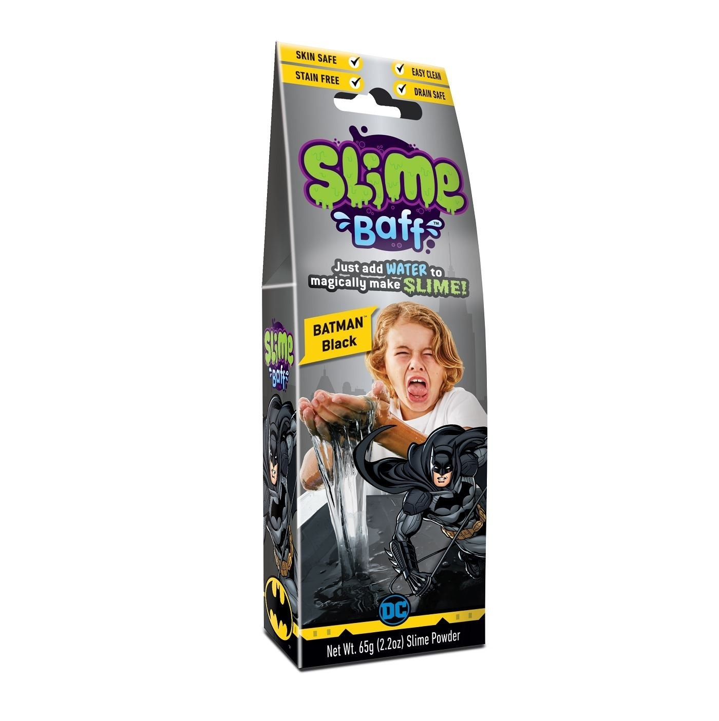 Slime baff batman black 65g just add water to magically make slime slime baff batman black 65g just add water to magically make slime by zimplikids shop online for toys in new zealand ccuart Gallery