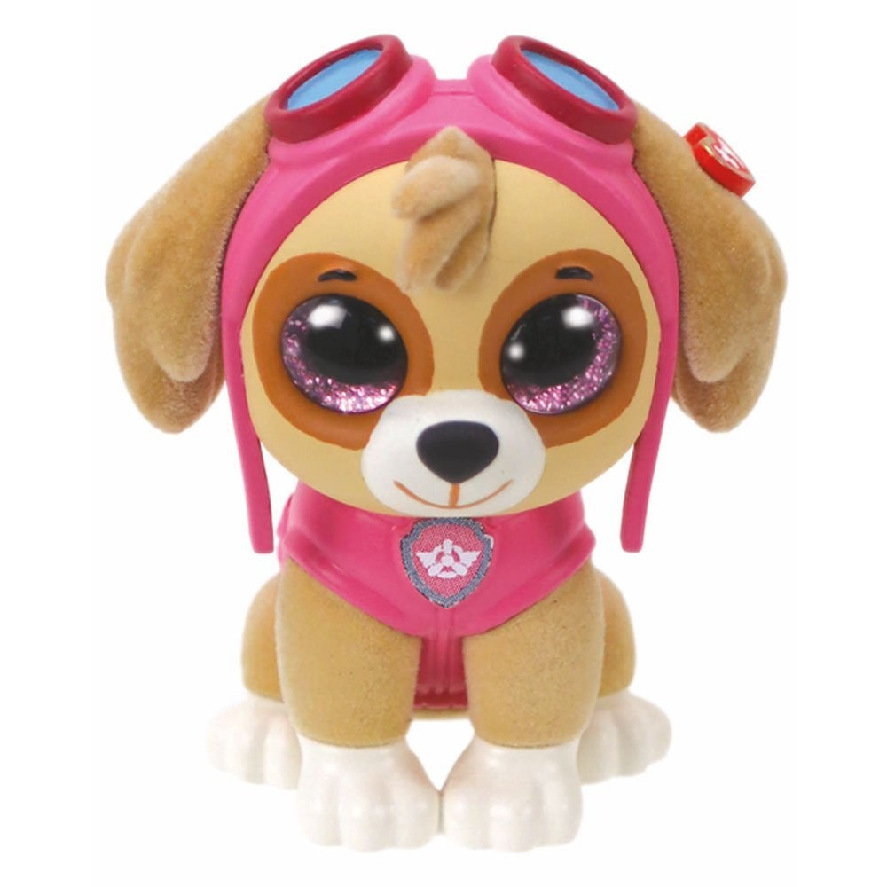 TY Mini Boos Boo s Collectable Paw Patrol Mini Figures - Skye by TY ... 20b9803d7d4
