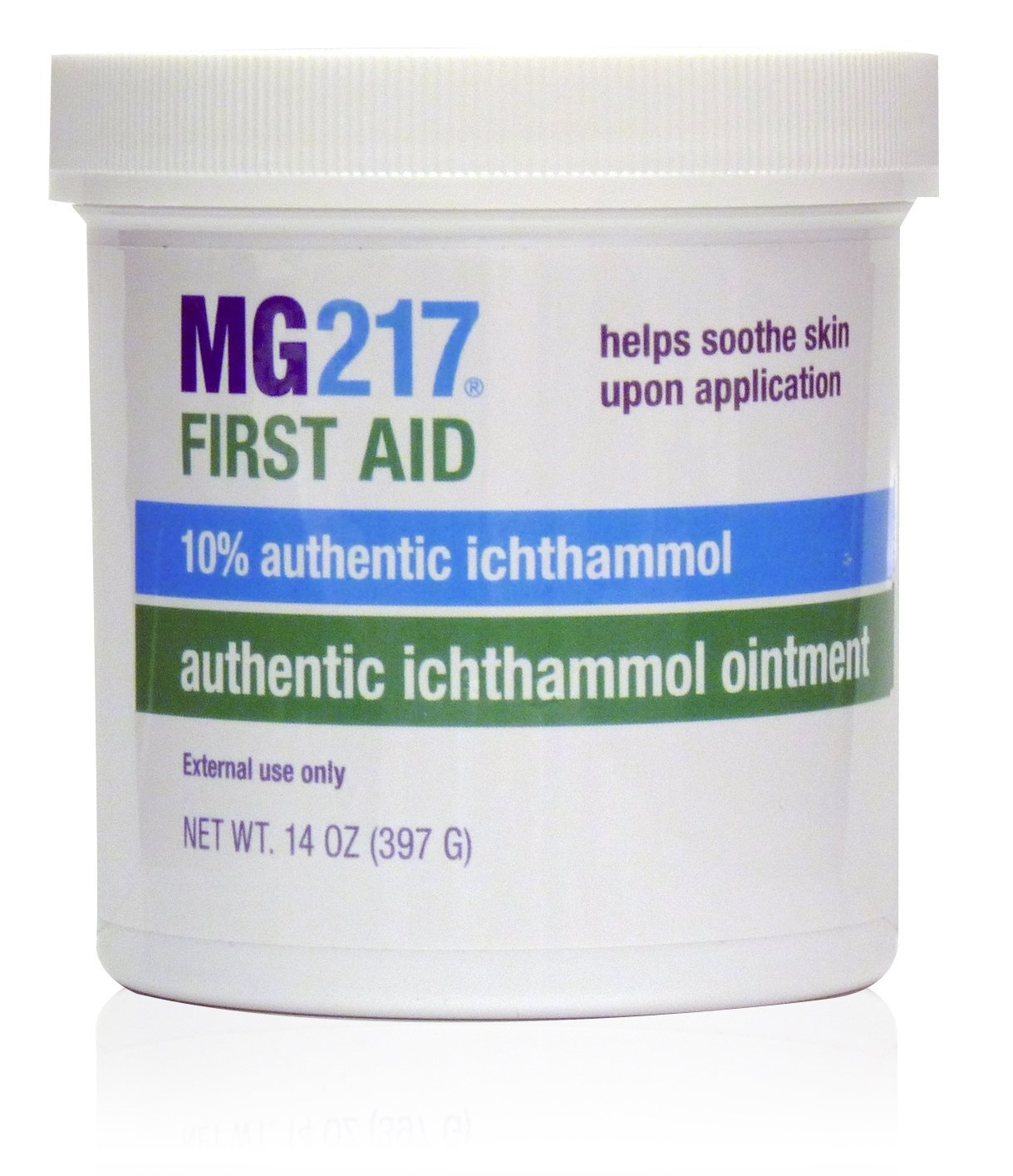MG217 First Aid Ichthammol Ointment, 410ml