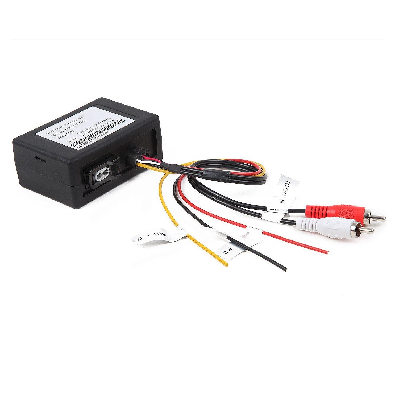 Eonon A0581 Optical Fibre Decoder Box Designed for BMW E90/E91/E92/E93  Compatible For Eonon GA9165A Android 8 0 Car Stereo Sat Nav CD DVD GPS