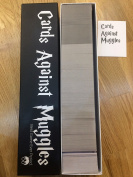 B.B. E-Commerce Ltd Cards against muggles (Large Pack) 1440 Cards! professionally made Harry Potter version of Cards against Humanity