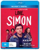 Love, Simon  [Region B] [Blu-ray]