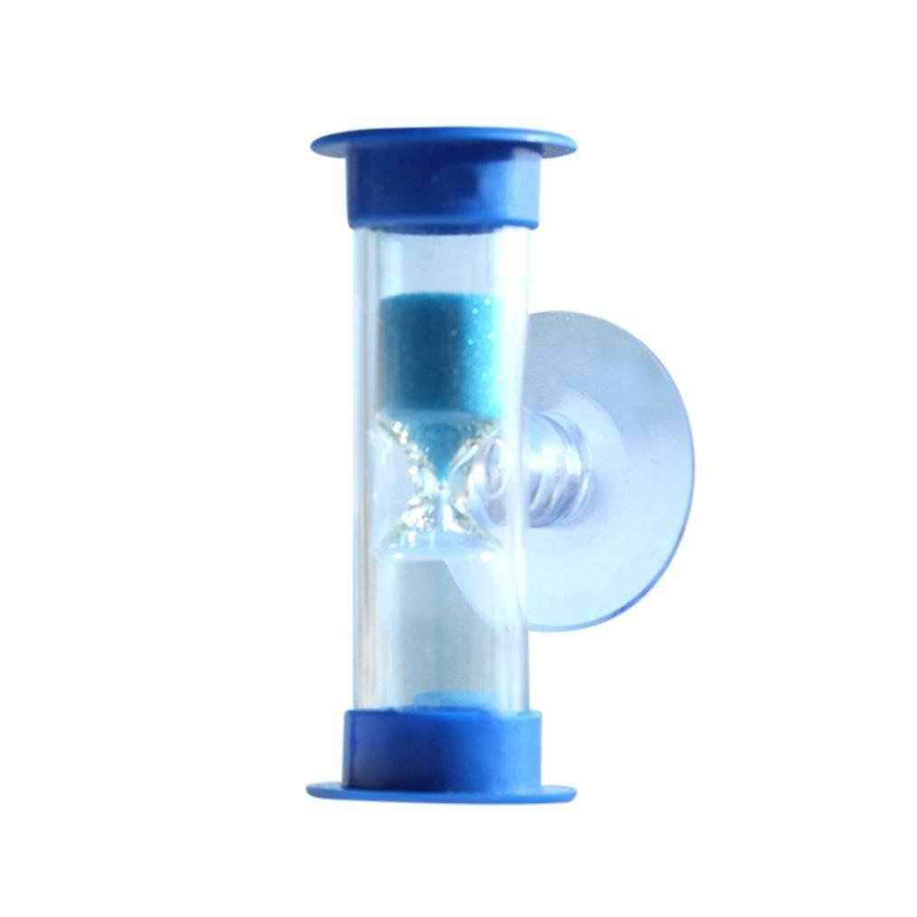 Hourglass Sand Clock Abs Shower Timer Toy Convenient With Sucker Practical Bathroom Bath Hardware Sets