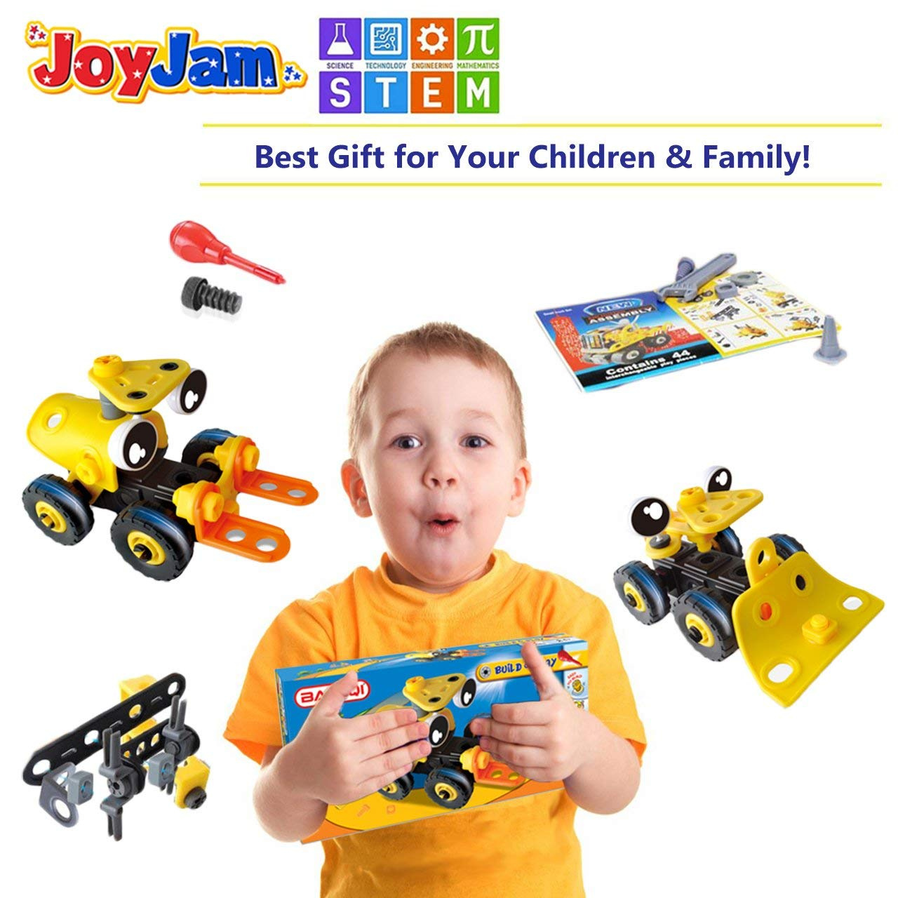 55016b5a5b9 Joy-Jam Toys for 5-8 Year Old Boys