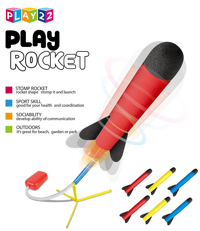 Stomp rocket nz