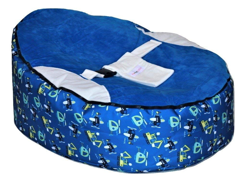 Awe Inspiring Extra Large Baby Bean Bag With Adjustable Safety Harness 2 Bralicious Painted Fabric Chair Ideas Braliciousco
