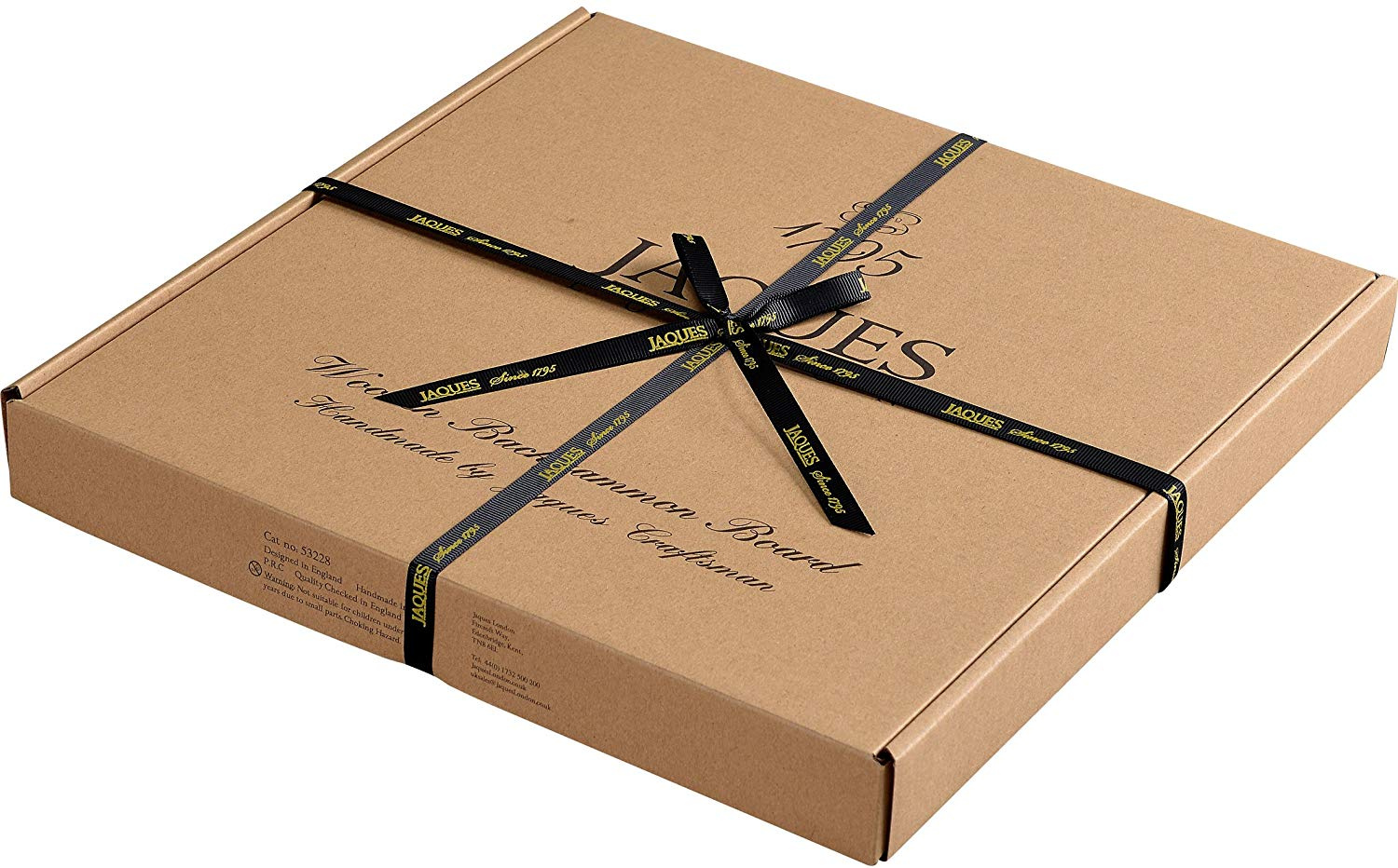 Gift Packing Quality Games Since 1795 Luxury Genuine Leather
