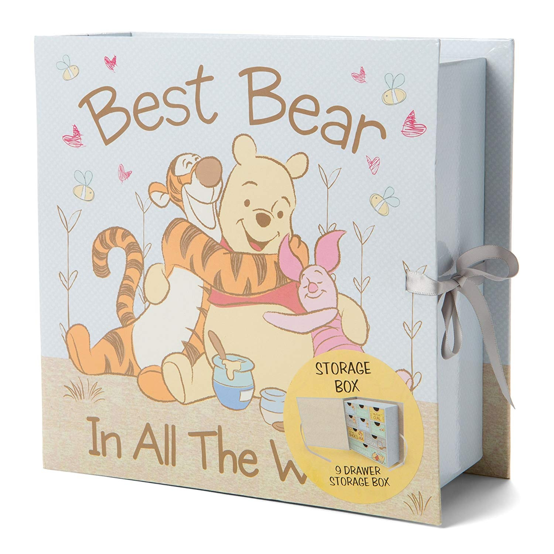Baby Milestone Keepsake Storage Box: Track Treasured Memories   Love Tri Coastal  Design