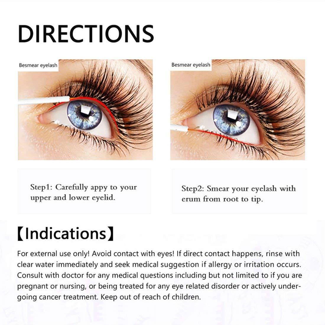 Natural Eyelash Eyebrow Growth Serum 78ml Lash Boost