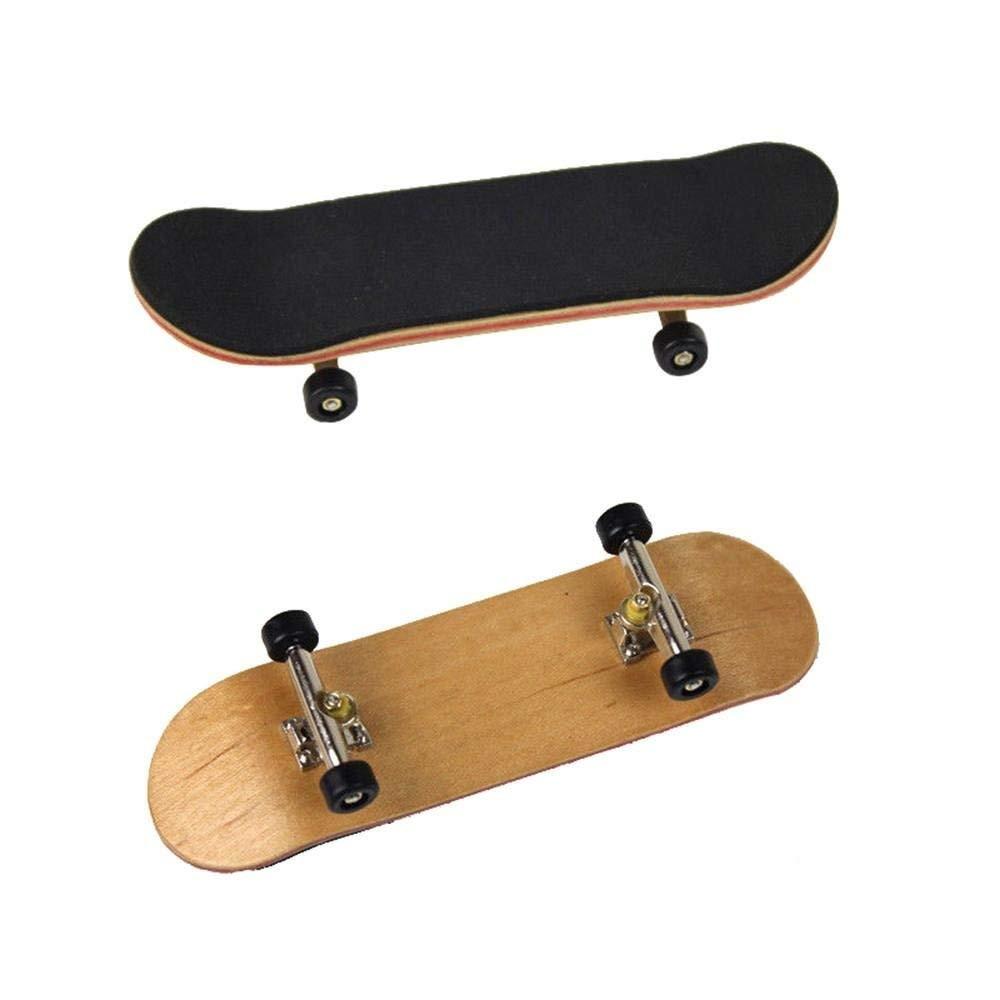 5781fc9053 Myoumobi Mini Fingerboards Finger Skateboard Maple Wood Skate Board ...