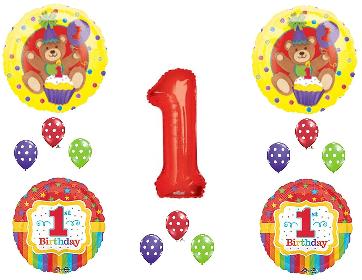 Teddy Bear Party Supplies Toys: Buy Online from Fishpond.co.nz