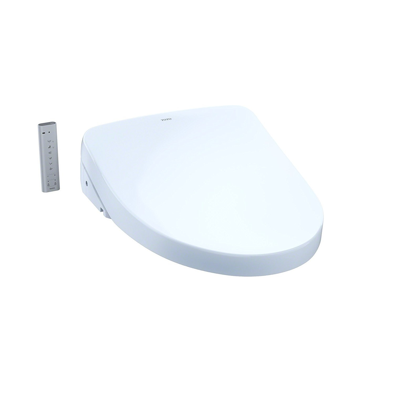 TOTO SW3056#01 S550e Washlet Electronic Bidet Toilet Seat with ...