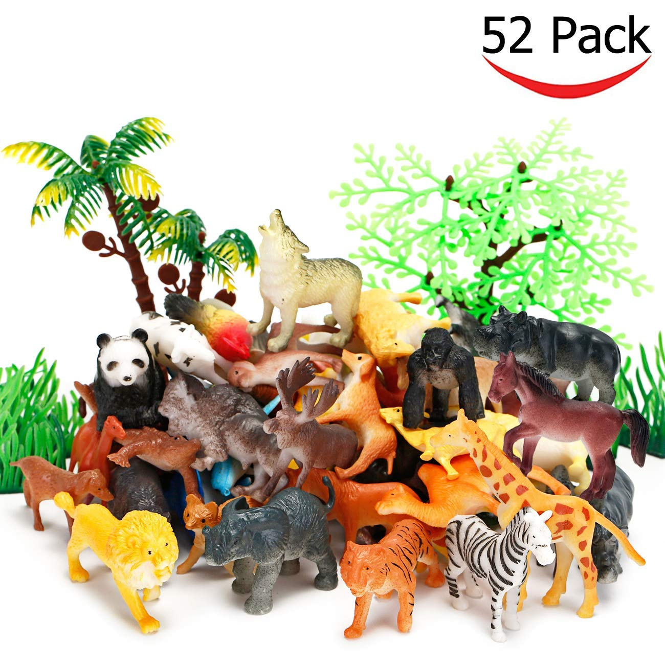 Plastic Zoo Animals Toys Toys Buy Online From Fishpond Com