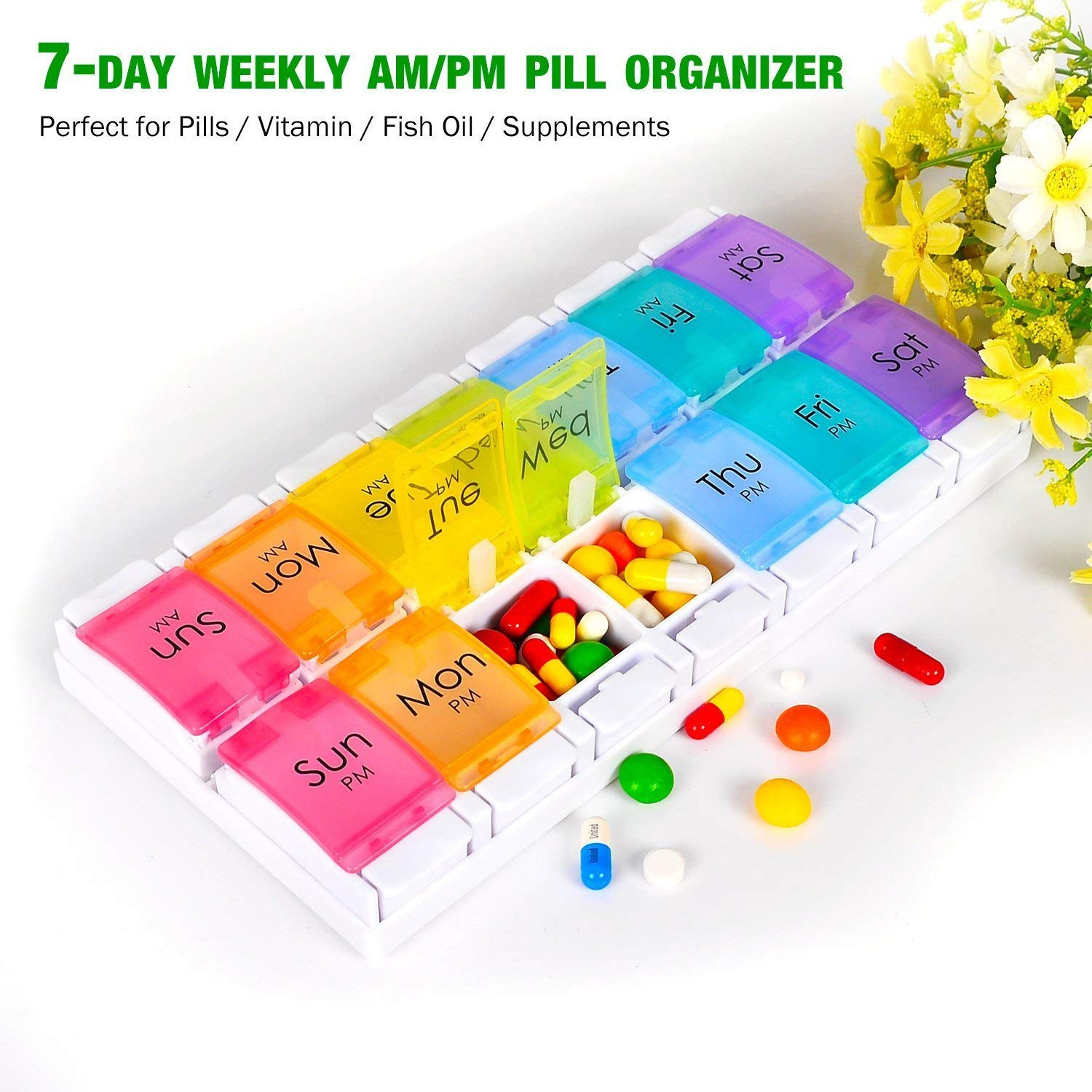 Pill Box Health Buy Online From Fishpond Co Nz