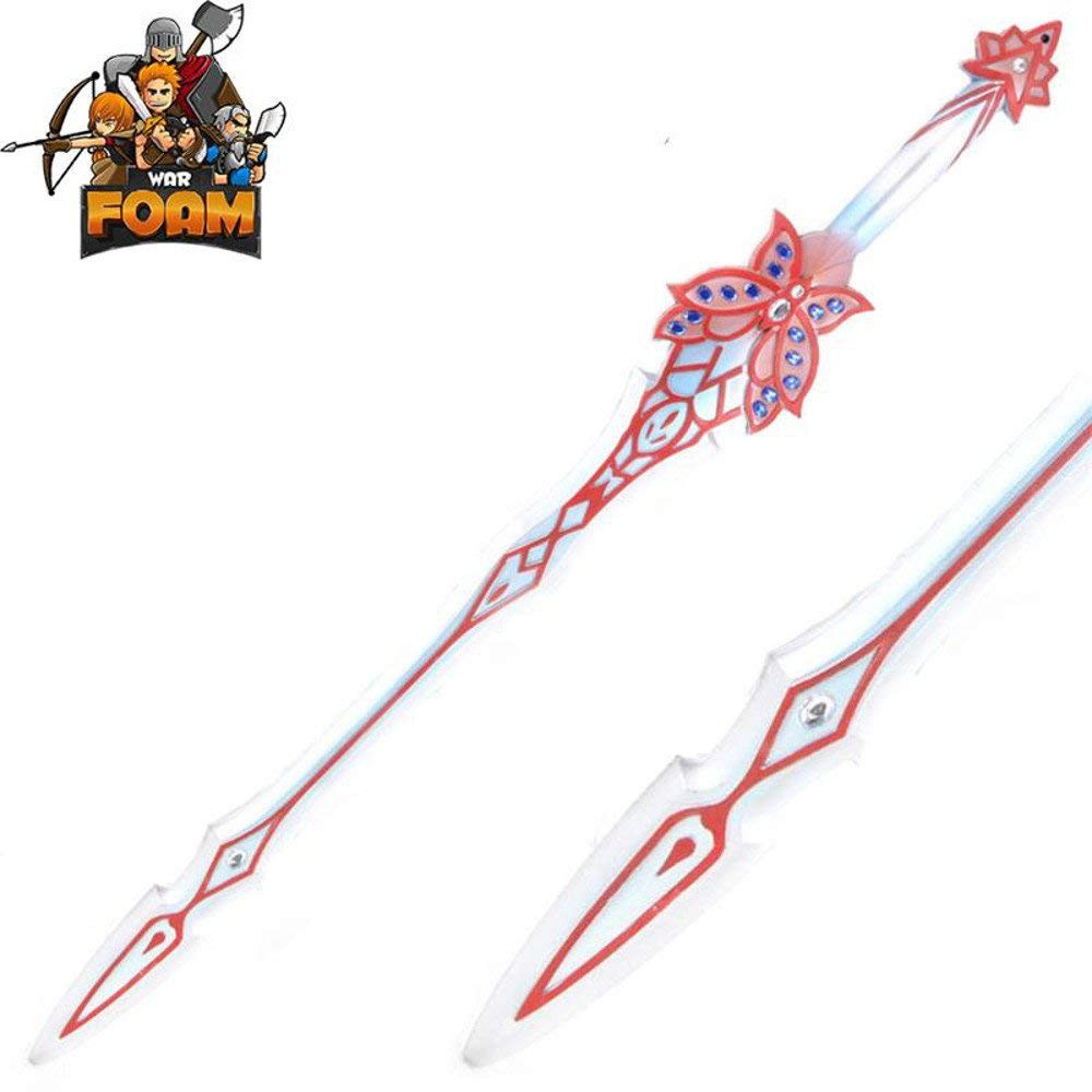 WarFoam 110cm Fantasy Chinese Anime Foam Padded Cosplay Costume Weapon