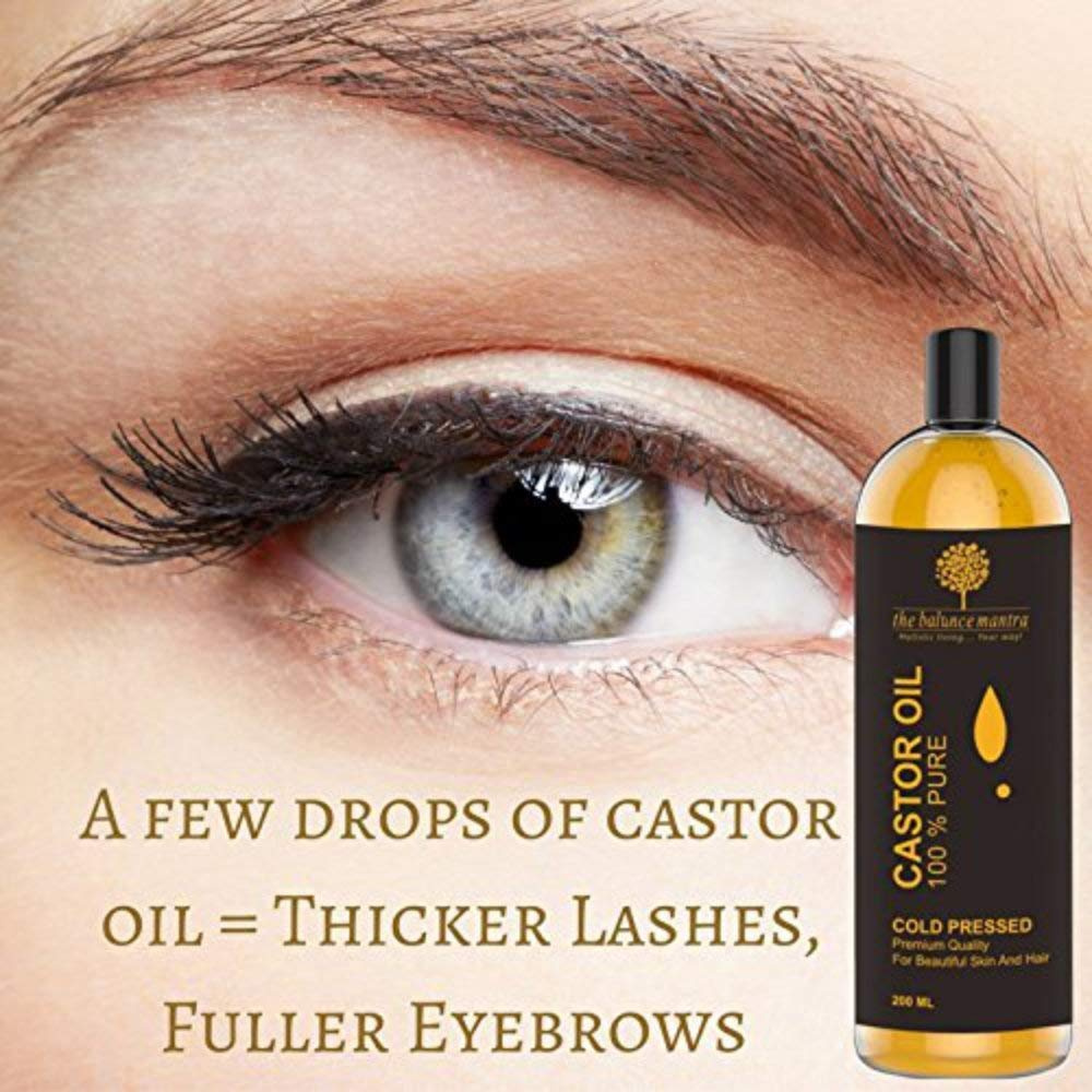 Cold Pressed Castor Oil Beauty Buy Online From Fishpond