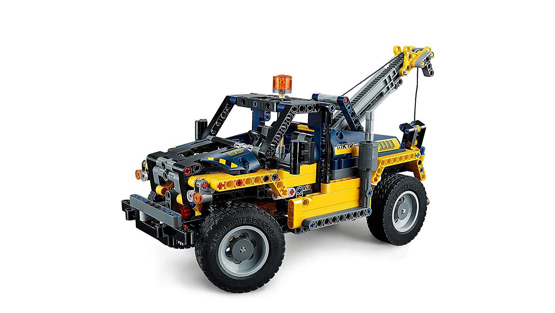 8cb893d17d42 LEGO Technic Heavy Duty Forklift 42079