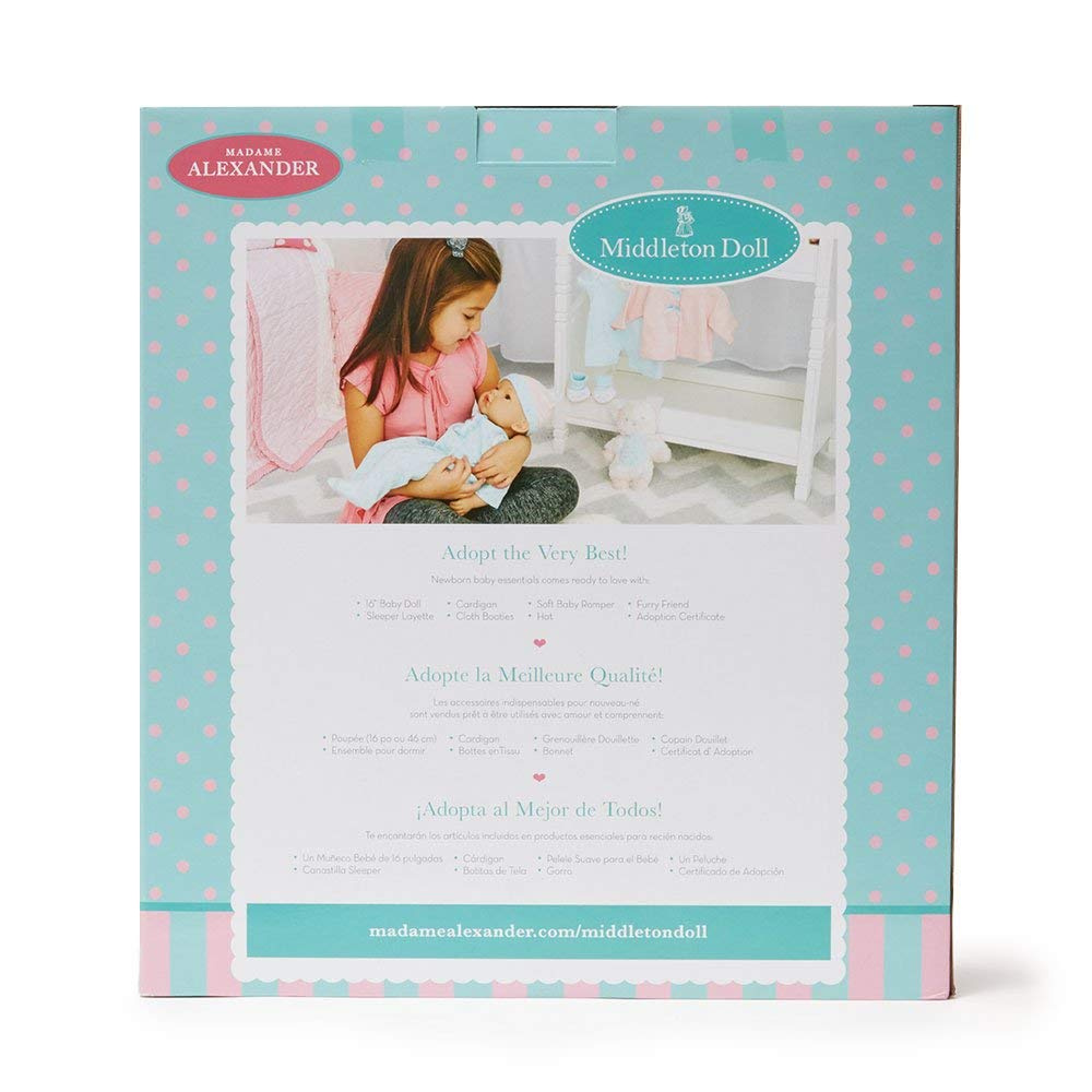 Middleton Newborn Doll Toys: Buy Online from Fishpond.co.nz