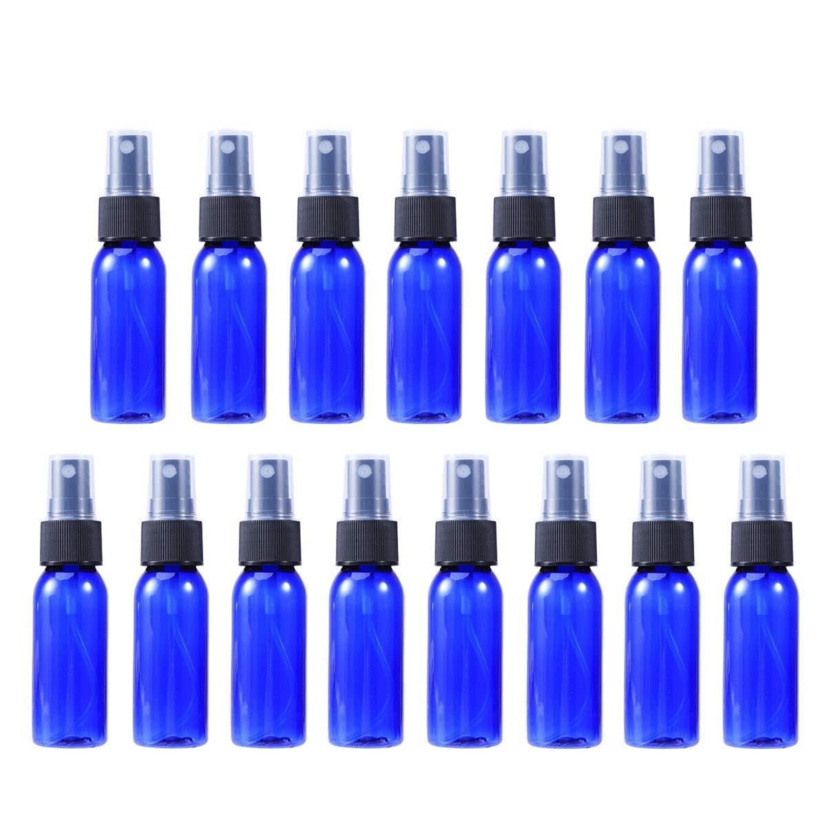 100373487e93 Frcolor Fine Mist Spray Bottle, Refillable Plastic Spray Bottles with Pumps  Cosmetic Spray Bottles for Essential Oils Liquids, 15 Pack