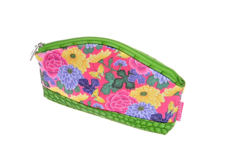 9bf6c450a2e6 Danielle Vintage Kimono Pink Small Cosmetic Bag