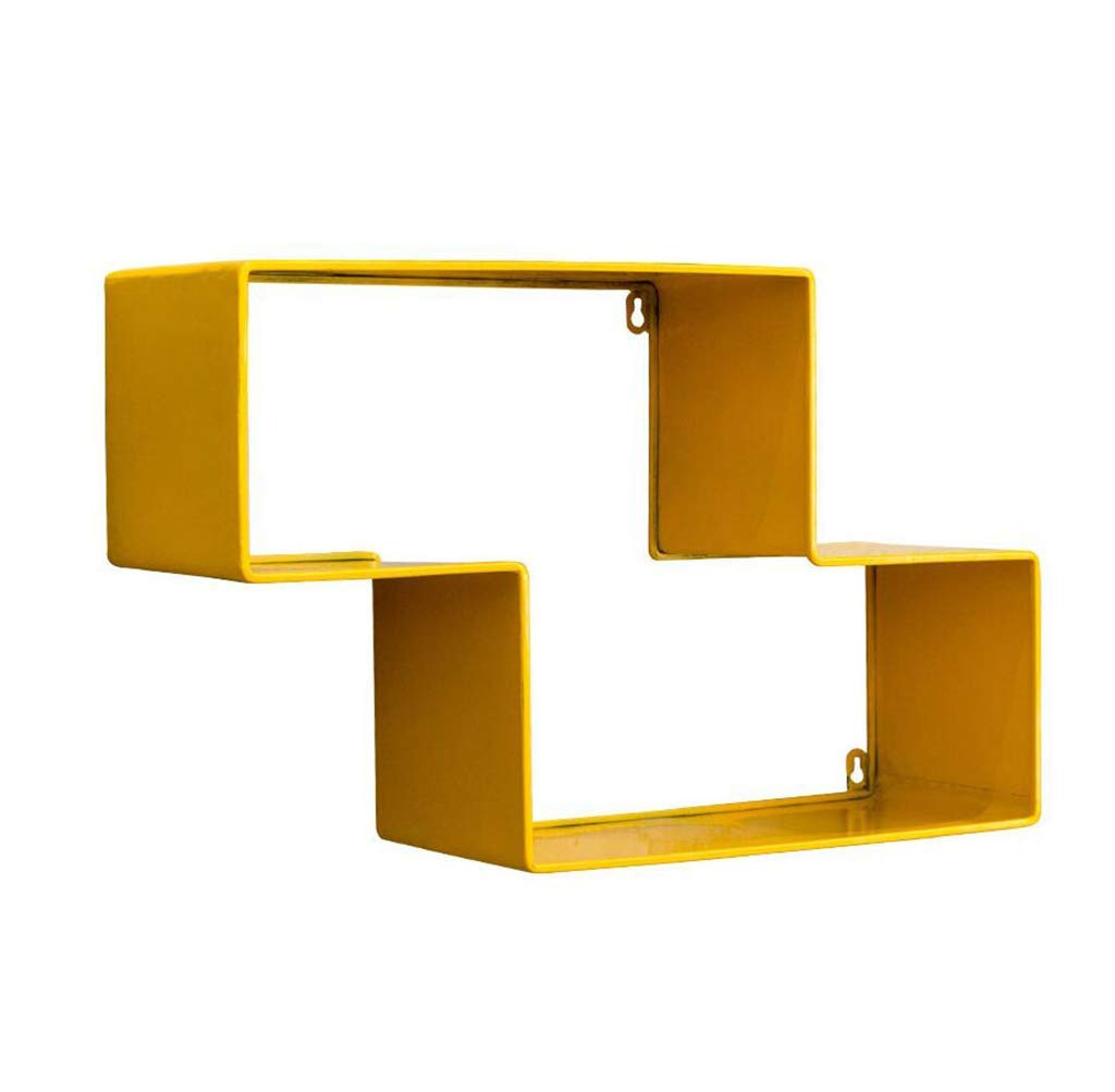 L Y Kitchen Furniture Shelves Living Room Trapezoidal Solid