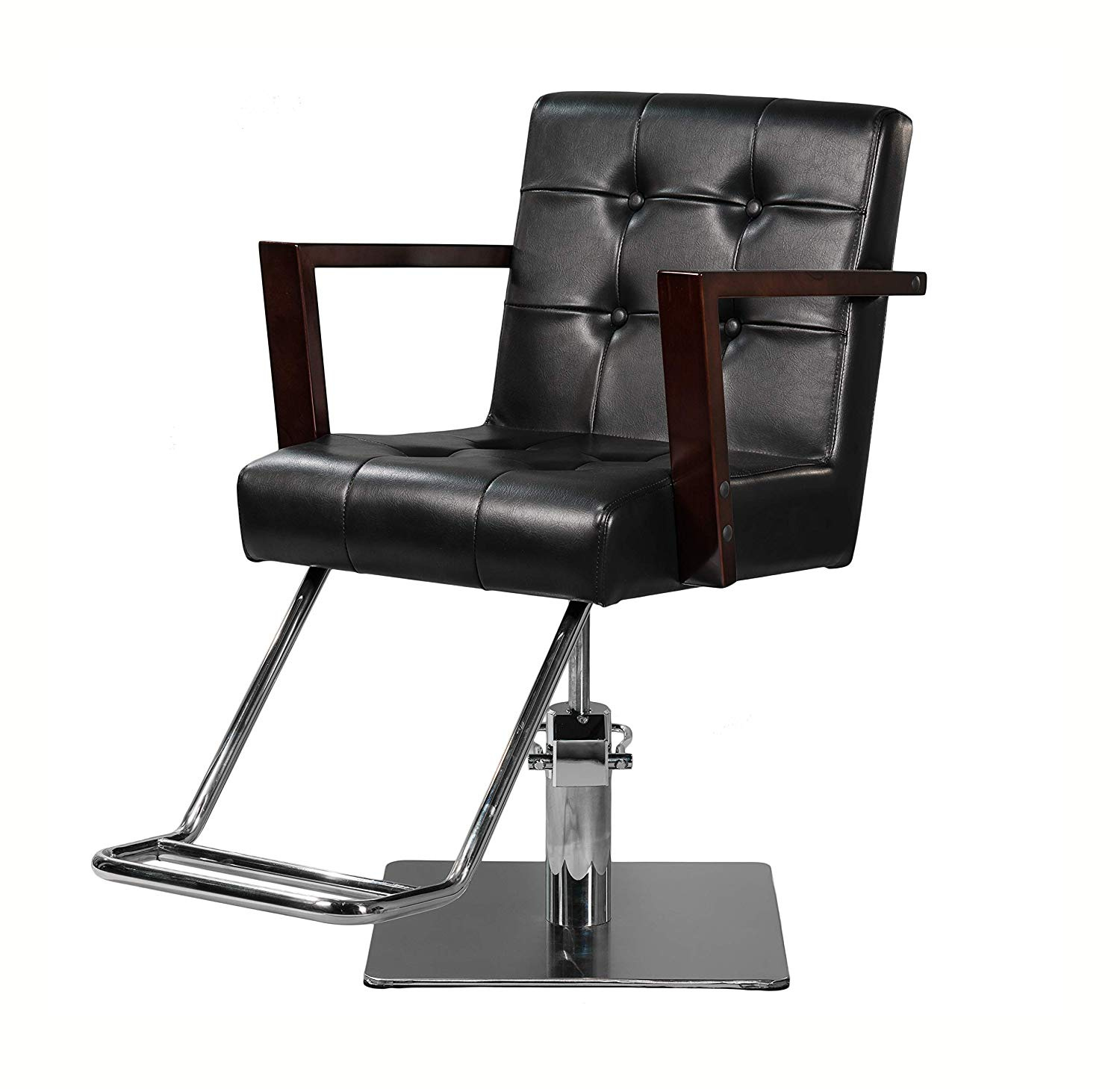 Tremendous Fauteuil Black Hydraulic Barber Styling Chair Hair Beauty Interior Design Ideas Ghosoteloinfo