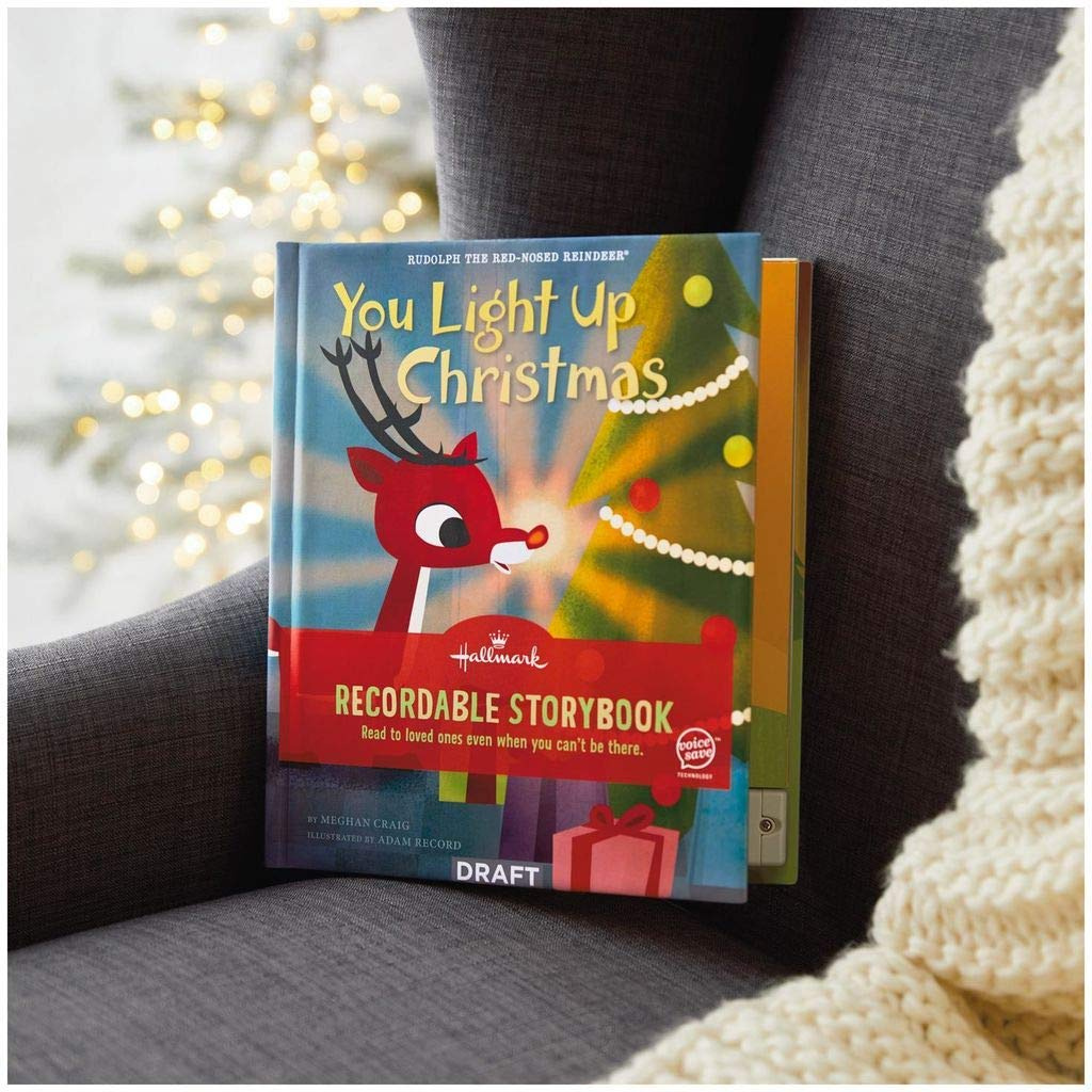 Recordable Christmas Books.A Book Of Christmas Blessings Recordable Storybook Great Joy