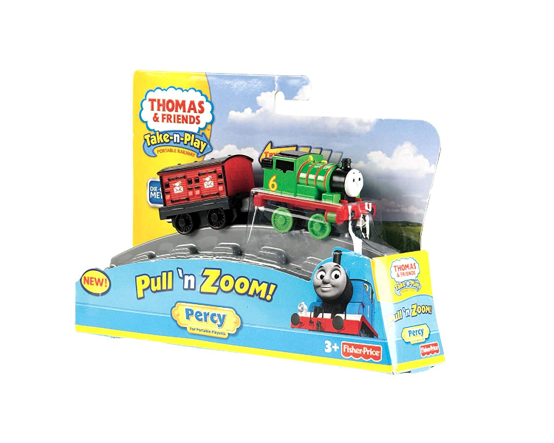Neu Thomas & Friends Minis Zoom n Blast Stunt Set Film- & TV-Spielzeug