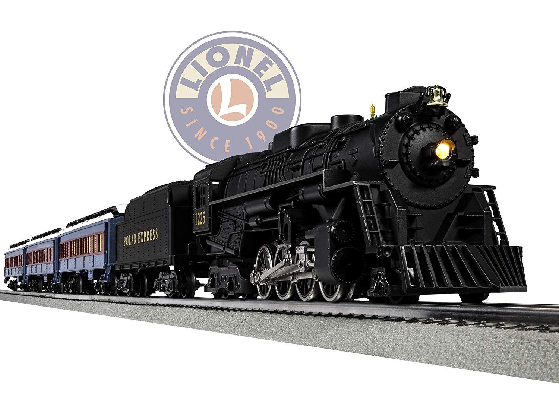 Lionel The Polar Express LionChief Train Set Bluetooth Train Set