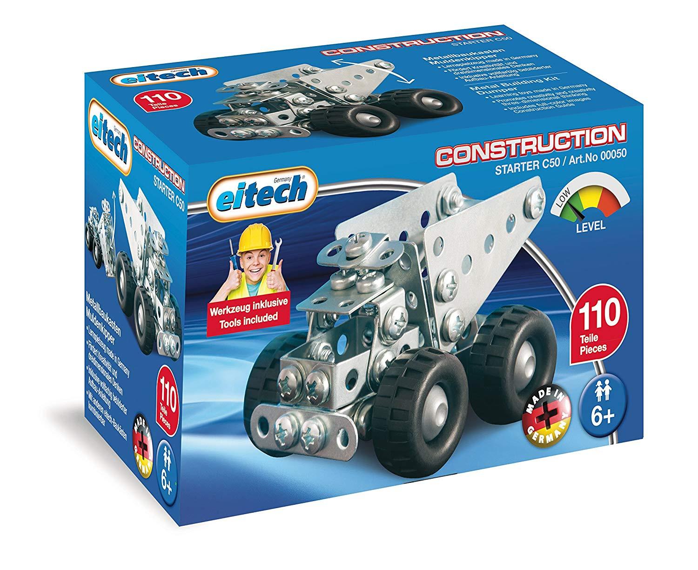 Wildlife Dog Eitech Metal Construction Building Toy C43