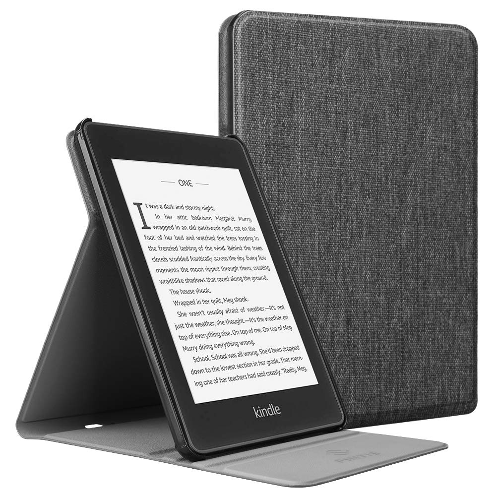 TabletHutBox Tempered Glass Screen Protector for Amazon New Kindle Oasis 8th Gen