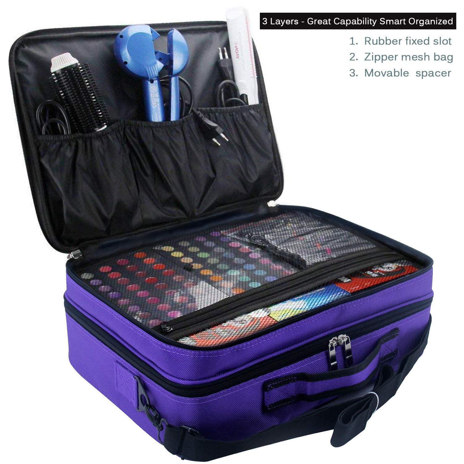 Home · Beauty · Tools   Accessories · Bags   Cases · Train Cases. Share  this product c8daad867c915