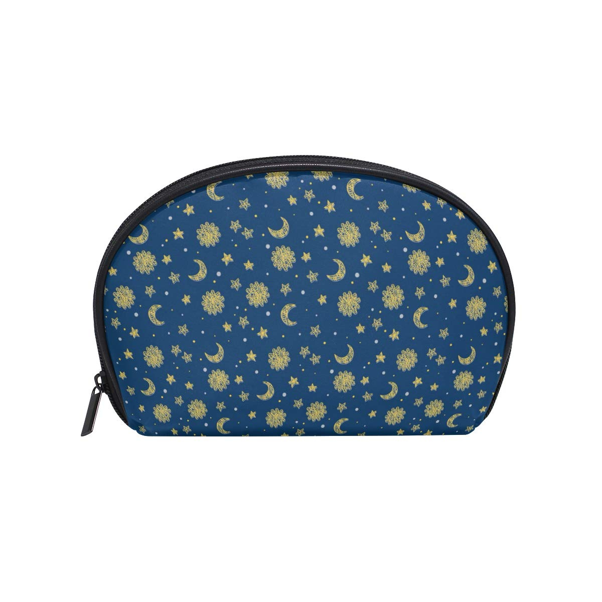e1be4d9e595d COOSUN Sun Moon And Stars Cosmetic Pouch Clutch Makeup Bag Travel Organiser  Case Toiletry Pouch for Women
