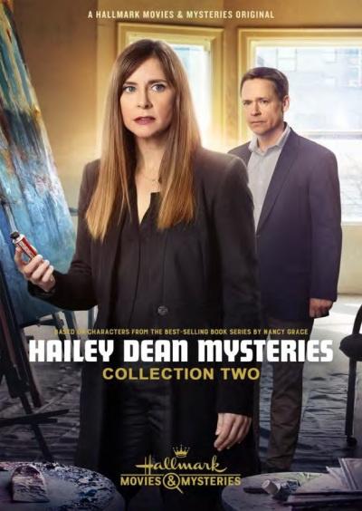 Hallmark Movies And Mysteries.Hailey Dean Mysteries Collection 2 Hallmark Movies Mysteries