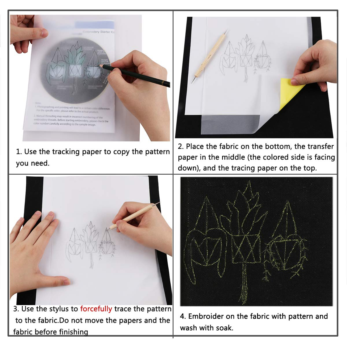 Gift packaging Wei/ß 10 Meter Craft Drafting T/üftel-Lise Tear-resistant Sewing Pattern Paper/ /Copy It The Easy Way Versatile Tracing Paper for Sewing