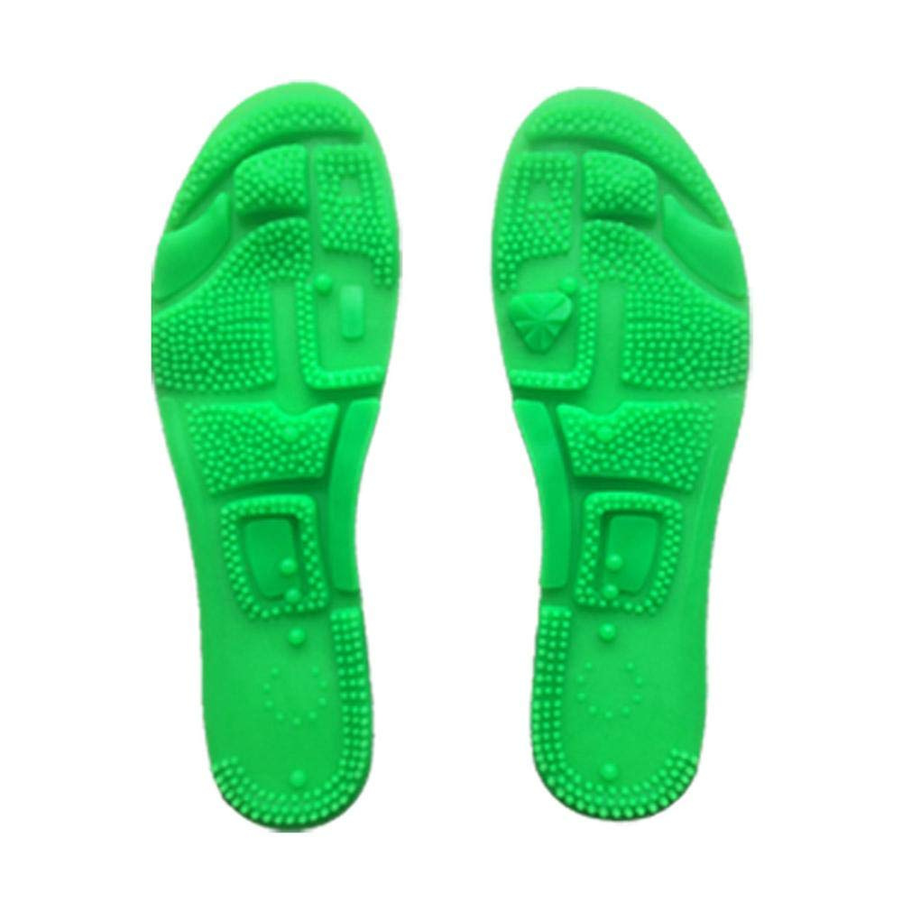 f33e5fe33aed3 Magnetic Massage Insoles,Memory Foam Magnetic Health Foot Insole, Helps  Slimming Burn Fat,Improves Blood Circulation,Acupressure Shoe/Boots Gel  Pads ...