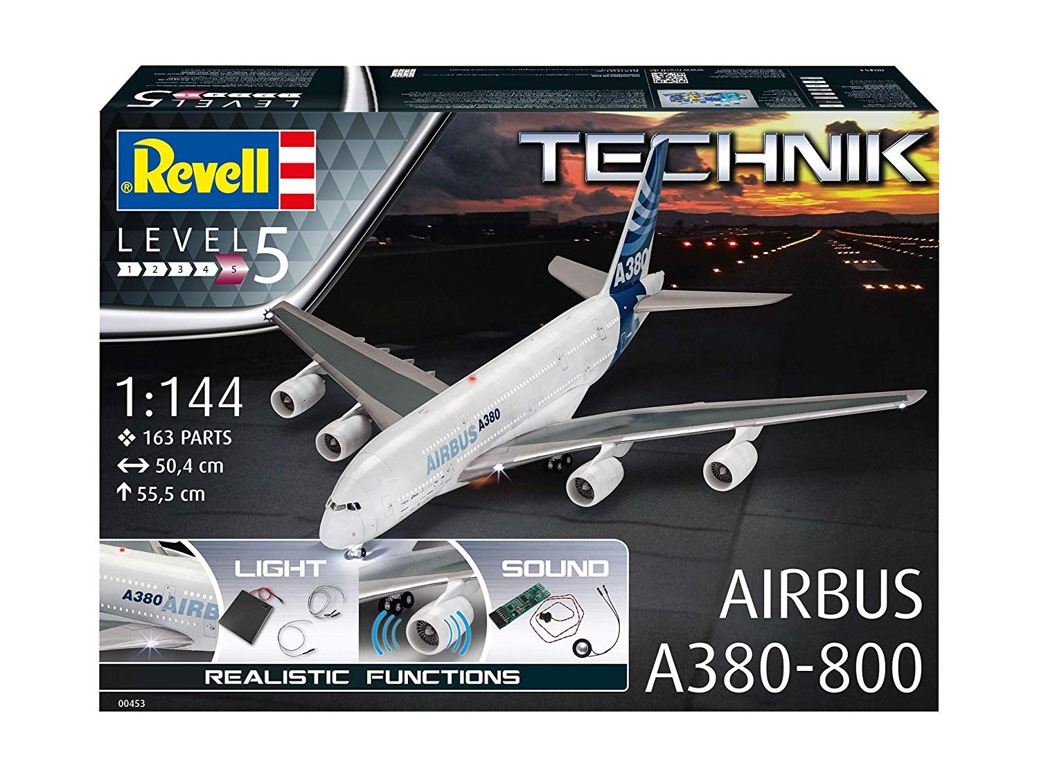 1//144 Airbus A 380 Thai Airways Livery REVELL Decals TB Decal TBD153