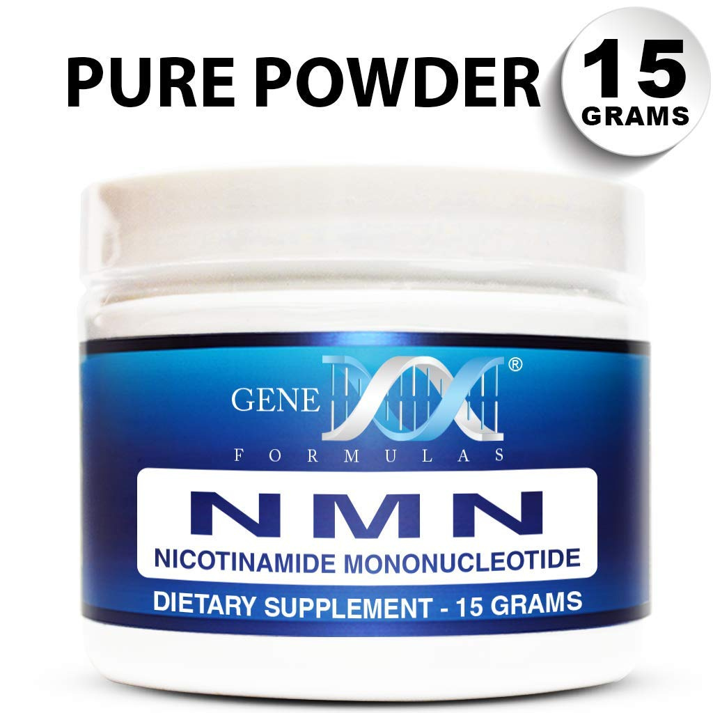 Genex NMN Nicotinamide Mononucleotide (15 Grammes) - Certified 99% Pure  Powder
