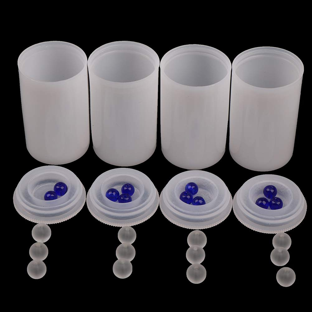 ead081c3c95e WWmily 20 Pcs Plastic Film Canisters with Lids Empty Camera Reel Containers  Small Items Storage Containers