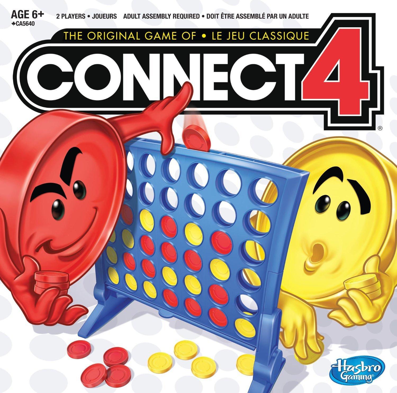 Hasbro - Connect 4 Grid