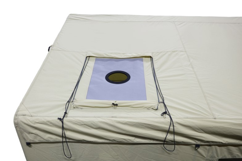 Ozark Trail North Fork 3 7m x 3m Wall Tent with Stove Jack
