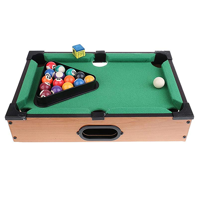 Admirable Sharplace Mini Tabletop Pool Table Desktop Billiards Play Sports Kids Toys Xmas Gift Download Free Architecture Designs Scobabritishbridgeorg