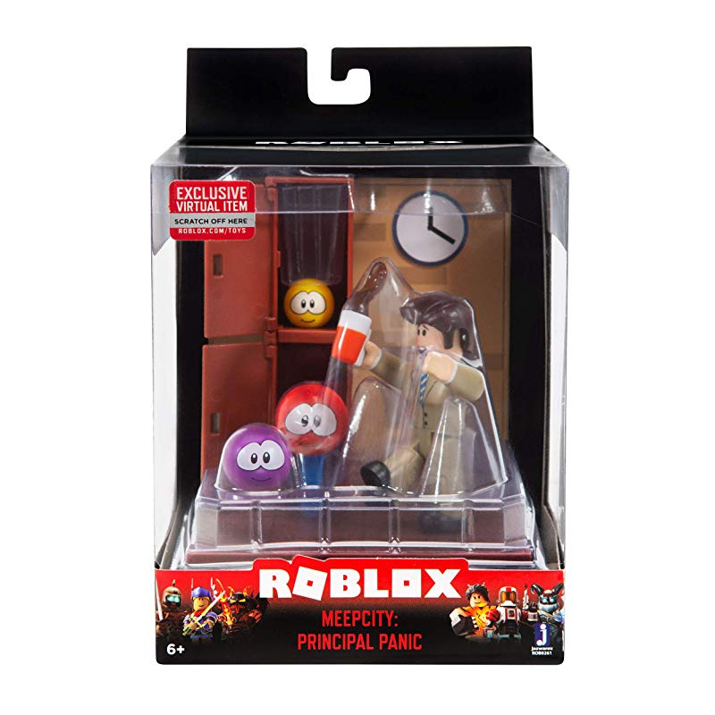 Roblox Series 4 - Roblox Series 4 Meepcity Pet Seller Action Figure Mystery